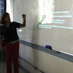 Professora Marie Jane Carvalho