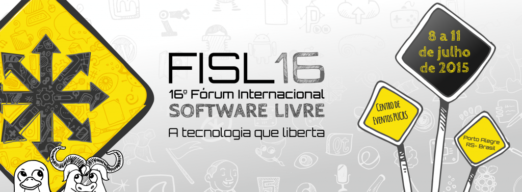 GEPID participará do FISL 2015