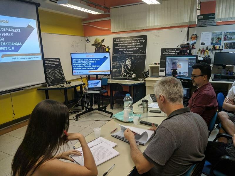 Gepid Learning Space inaugura infraestrutura de videoconferência própria